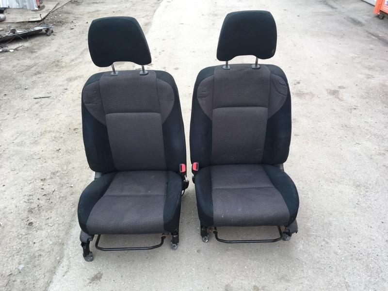 Комплект сидений Subaru Forester SG5 EJ205 2005