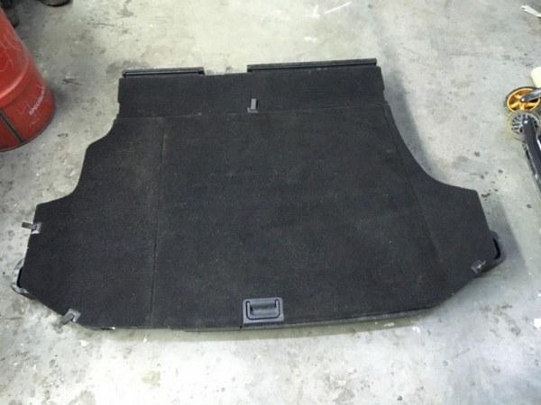 Обшивка багажника Subaru Forester SG5 EJ205 2005