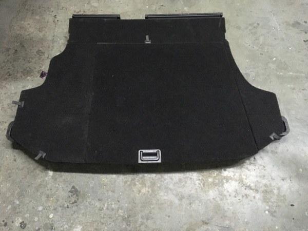 Обшивка багажника Subaru Forester SG5 EJ205 2006
