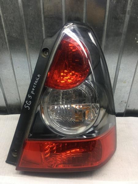 Стоп-сигнал Subaru Forester SG5 EJ203 2006 задний правый