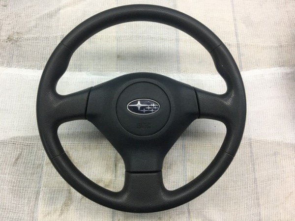 Руль Subaru Impreza GG9 EJ204 2002