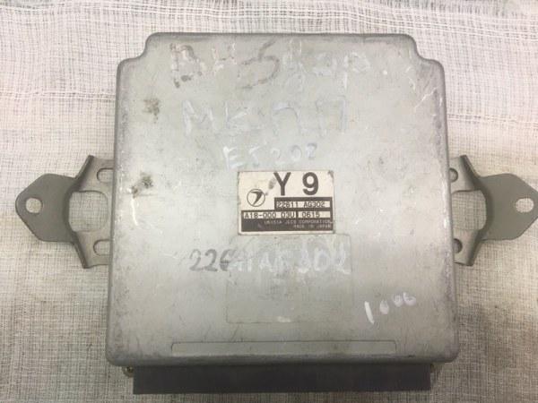 Блок управления двс Subaru Legacy BE5 EJ208 1999
