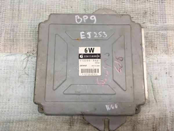 Блок управления двс Subaru Outback BP9 EJ253 2004