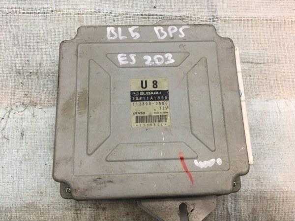 Блок управления двс Subaru Legacy BP5 EJ203 2006