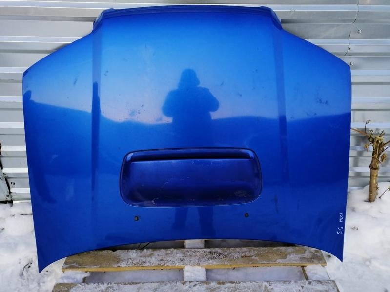 Капот Subaru Forester SG5 EJ205 2006