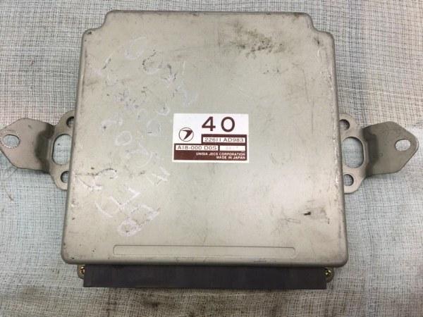 Блок управления двс Subaru Legacy B4 BE5 EJ208 2002