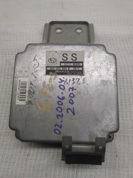 Блок управления акпп Subaru Legacy Wagon BPE EZ30 2007