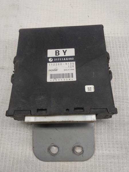 Блок управления акпп Subaru Legacy BP5 EJ203 2004