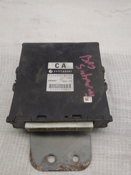 Блок управления акпп Subaru Legacy BP9 EJ253 2006