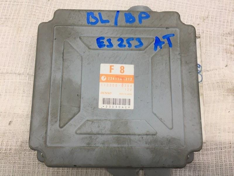 Блок управления двс Subaru Legacy BP9 EJ253 2004
