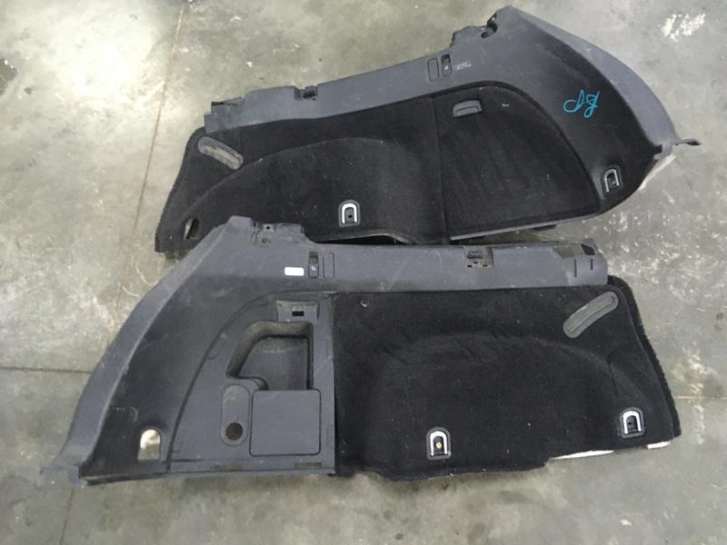 Обшивка багажника Subaru Legacy Wagon BP5 EJ20Y 2003