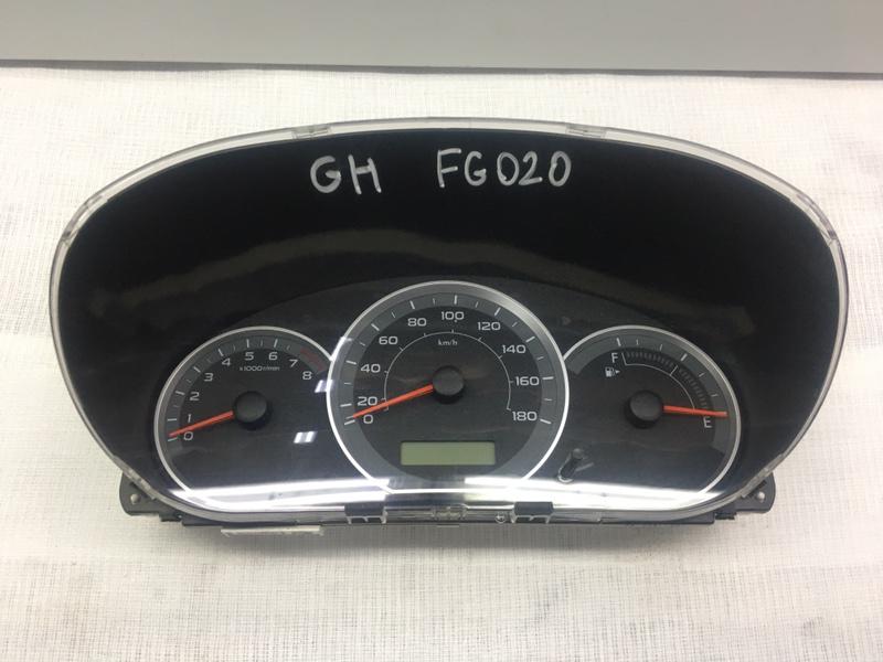 Щиток приборов Subaru Impreza GH2 EL15 2007