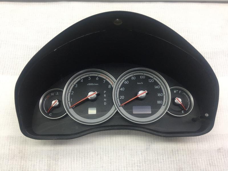 Щиток приборов Subaru Legacy Wagon BP5 EJ204 2004
