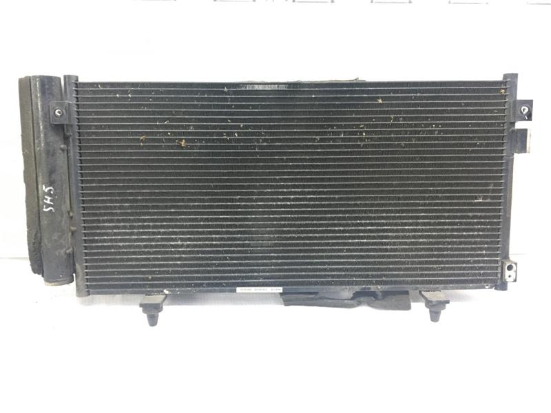 Радиатор кондиционера Subaru Forester SH5 EJ205 2008