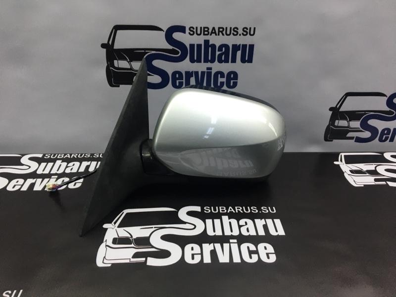 Зеркало Subaru Forester SH5 EJ205 2008 левое