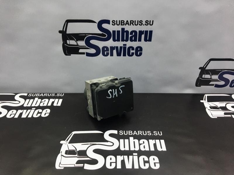 Блок abs Subaru Forester SH5 EJ205 2008