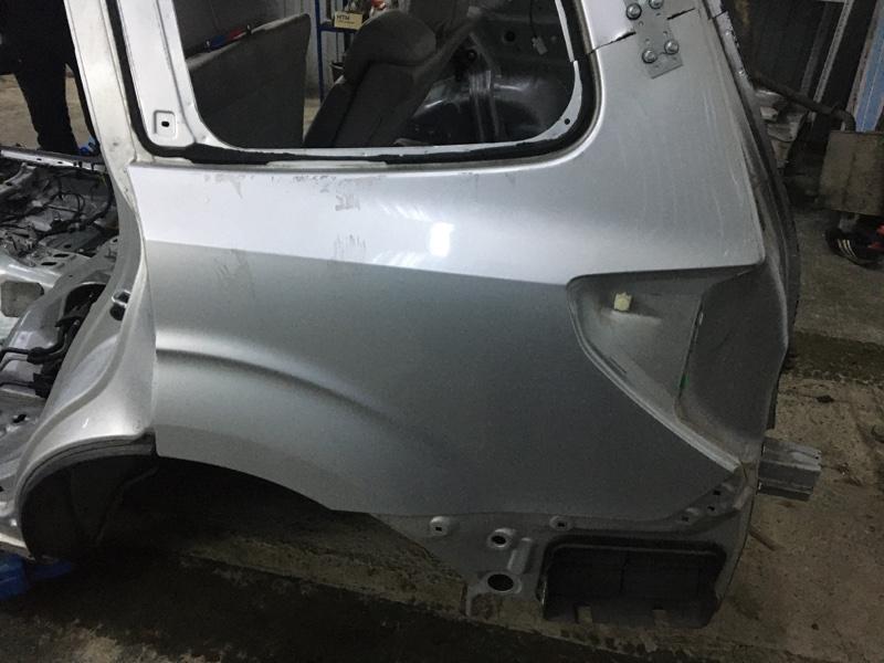 Крыло Subaru Forester SH5 EJ205 2008 заднее левое