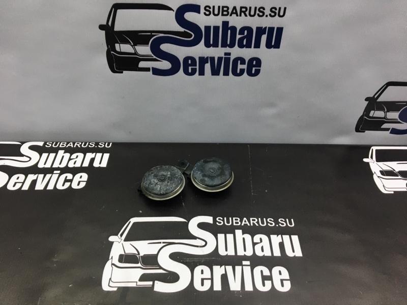Сигнал звуковой Subaru Forester SH5 EJ205 2008