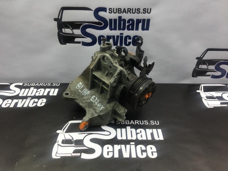 Компрессор кондиционера Subaru Legacy BL5 EJ20Y 2004