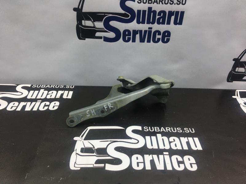 Петля капота Subaru Forester SH5 EJ205 2008 передняя правая