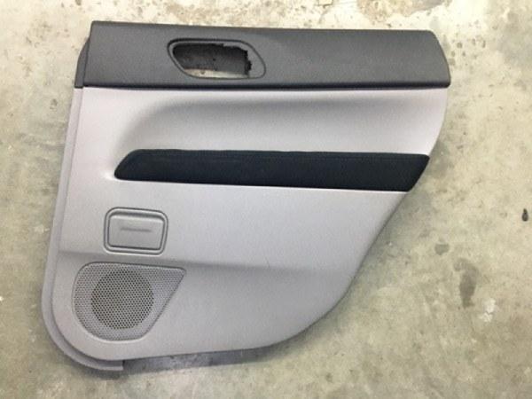 Обшивка двери Subaru Forester SG5 EJ205 2002 задняя правая
