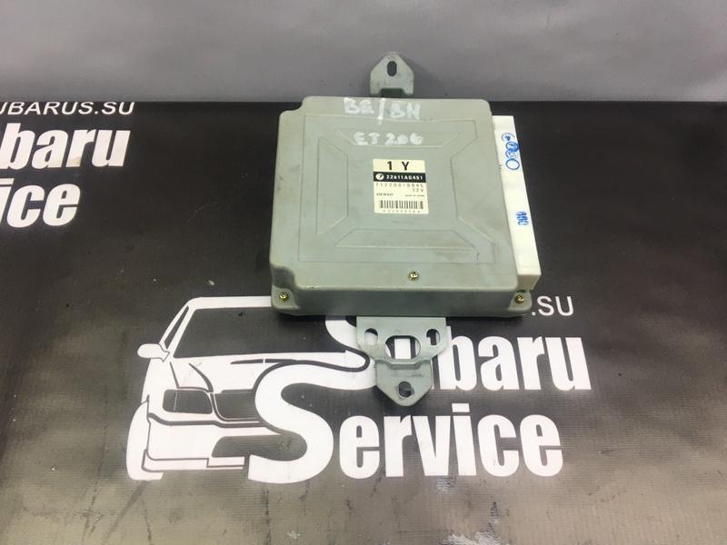 Блок управления двс Subaru Legacy BE5 EJ206 2002