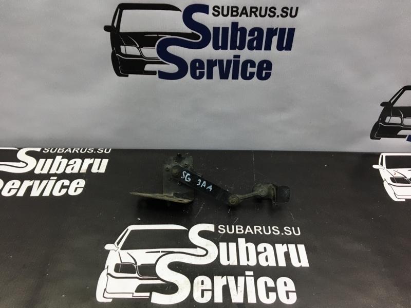 Корректор фар Subaru Forester SG5 EJ205 2006 задний