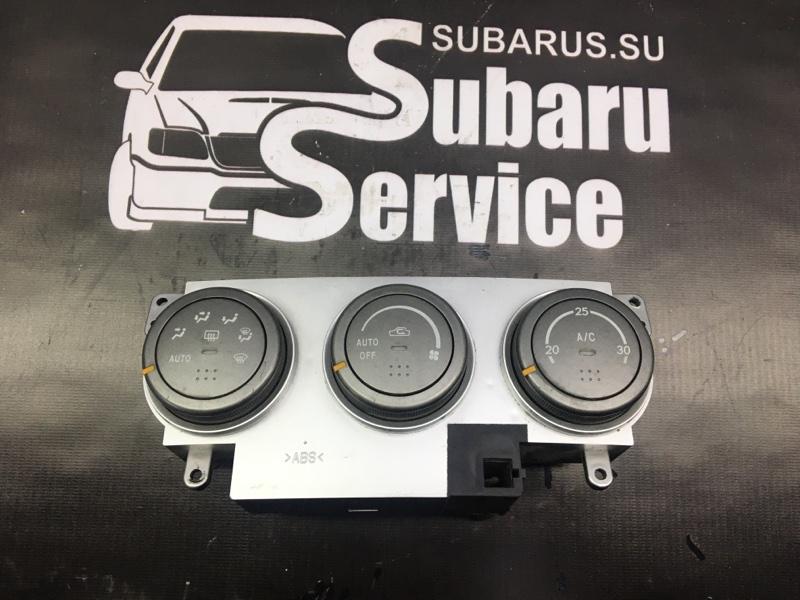 Блок управления климат-контролем Subaru Impreza Wrx GGA EJ205 2007