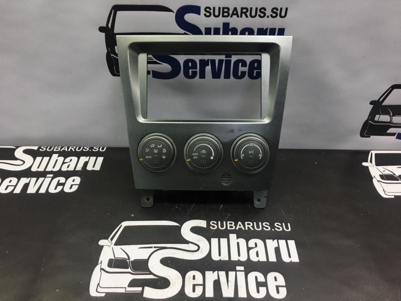 Блок управления климат-контролем Subaru Impreza GG2 EJ152 2005