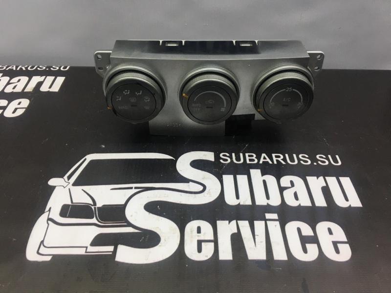 Блок управления климат-контролем Subaru Impreza GG2 EJ152 2003