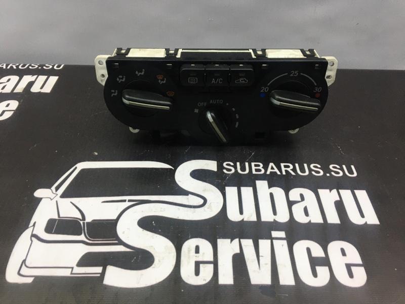 Блок управления климат-контролем Subaru Impreza GG2 EJ152 2001
