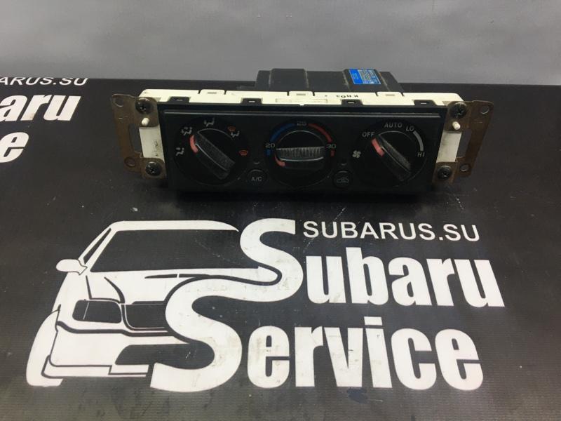Блок управления климат-контролем Subaru Impreza GF1 EJ15E 1998