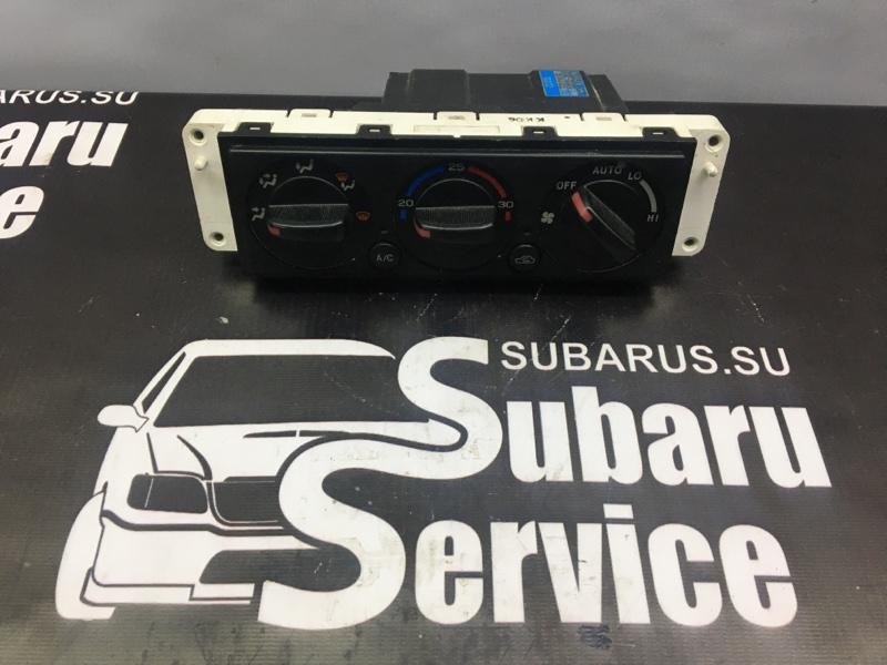 Блок управления климат-контролем Subaru Impreza Wrx GC8 EJ20K 1997