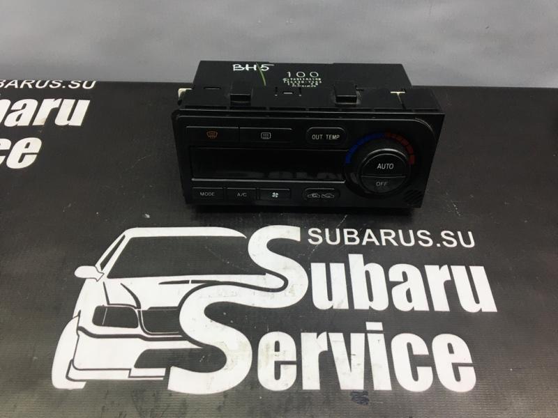 Блок управления климат-контролем Subaru Legacy Wagon BH5 EJ208 2000