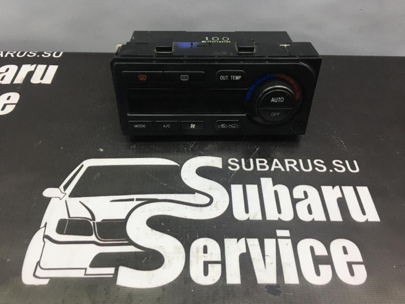 Блок управления климат-контролем Subaru Legacy B4 BE5 EJ208 1999