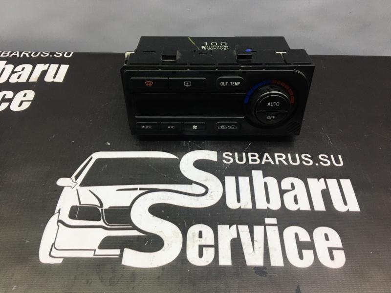 Блок управления климат-контролем Subaru Legacy BE5 EJ208 2000