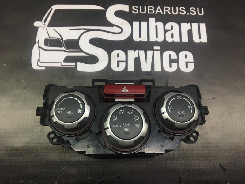 Блок управления климат-контролем Subaru Forester SH9 EJ255 2008