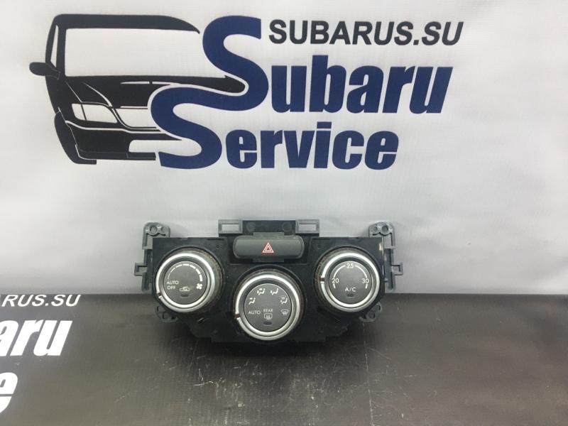 Блок управления климат-контролем Subaru Impreza GH7 EJ203 2007