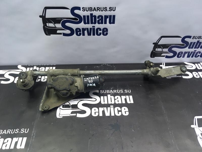Трапеция дворников Subaru Impreza GD9 EJ204 2006