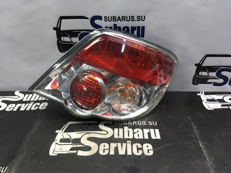 Стоп-сигнал Subaru Impreza Wrx GGA EJ205 2007 задний правый