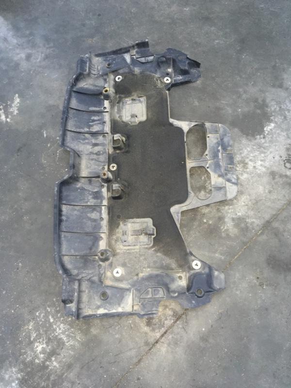 Защита двигателя Subaru Impreza Wrx GGA EJ205 2007