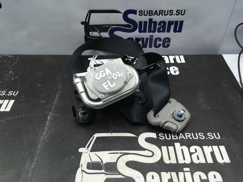 Ремень безопасности Subaru Impreza Wrx GGA EJ205 2007 передний левый