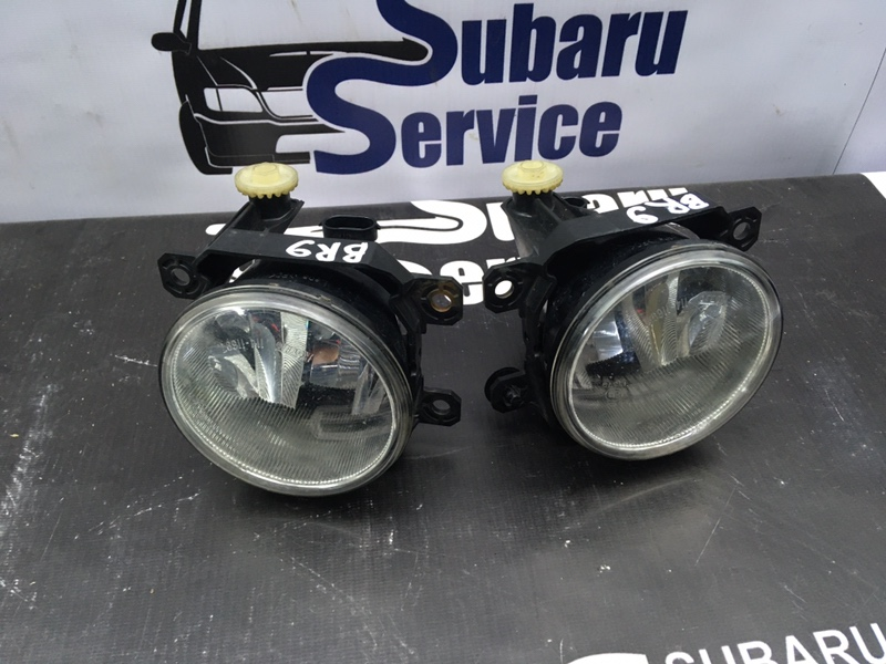 Фара противотуманная Subaru Legacy B4 BRM FB25 2012 передняя