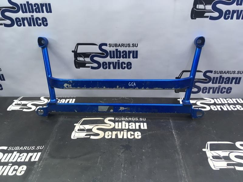 Распорка Subaru Impreza Wrx GGA EJ205 2007 передняя нижняя