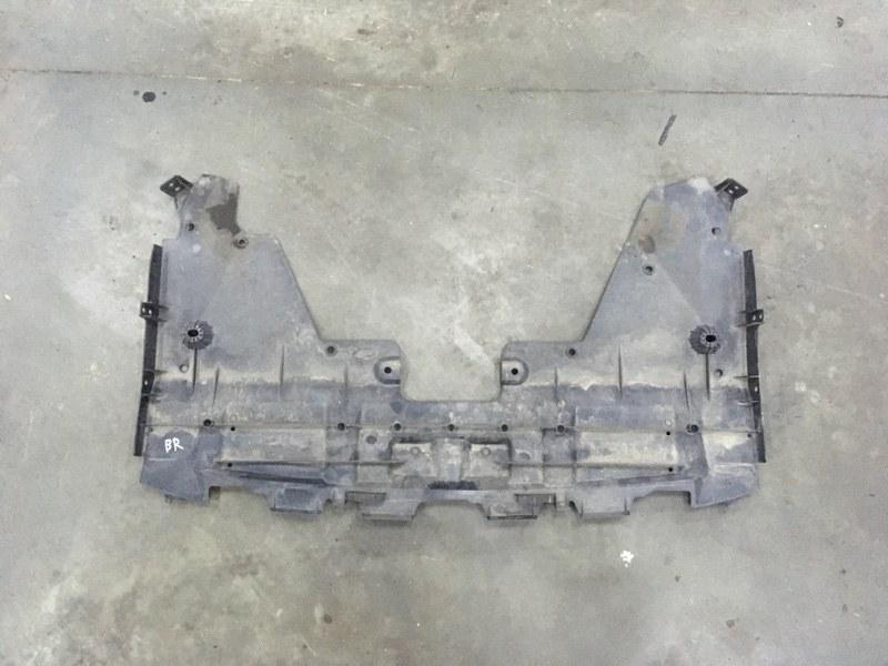 Защита двигателя Subaru Legacy B4 BRM FB25 2012