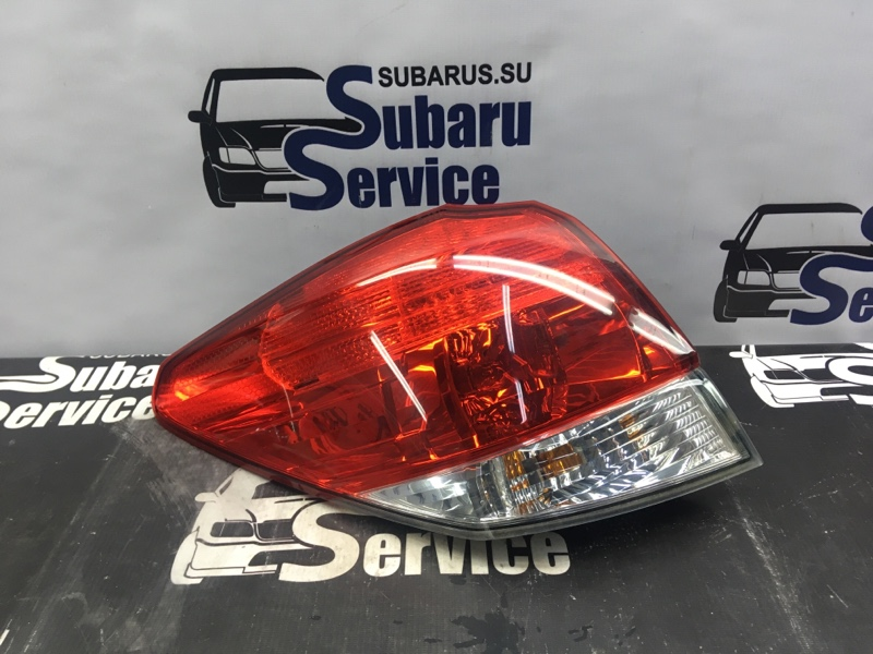 Стоп-сигнал Subaru Legacy BRM FB25 2012 задний левый