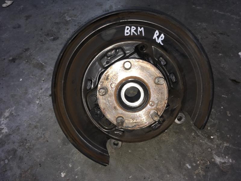 Ступица Subaru Legacy BRM FB25 2012 задняя правая