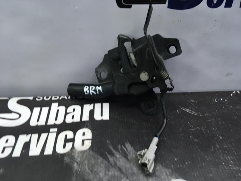 Замок капота Subaru Legacy B4 BRM FB25 2012 передний