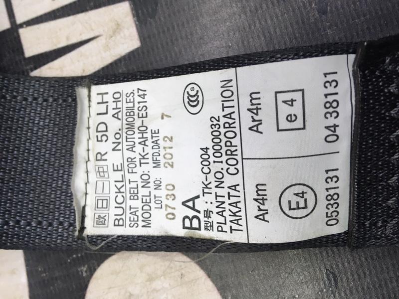 Ремень безопасности Subaru Legacy BRM FB25 2012 задний левый