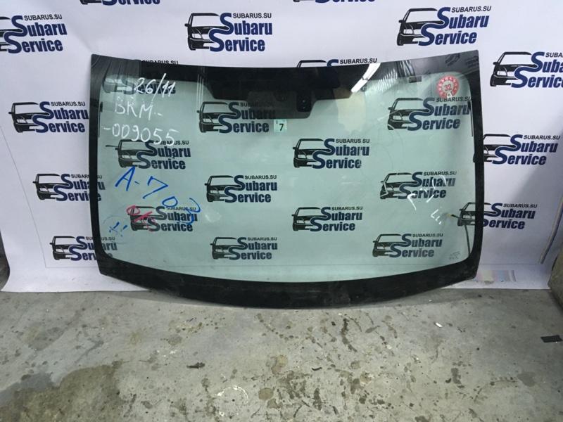 Стекло лобовое Subaru Legacy BRM FB25 2012